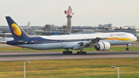 Jet Airways: 5 show interest
