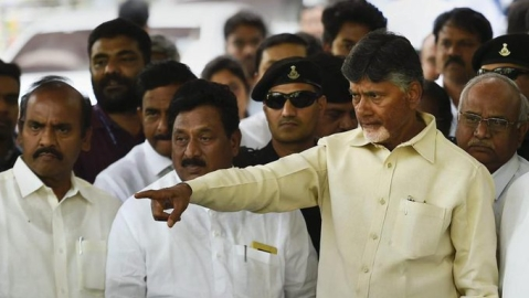 Naidu to campaign for JD(S) in Mandya constituency in Karnataka