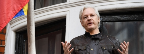 Wikileaks co-founder Assange arrested; likely to be produced in court in 24 hrs