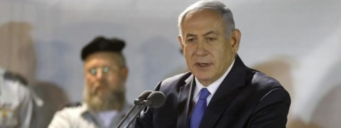 Israeli PM vows to extend sovereignty to West Bank if re-elected