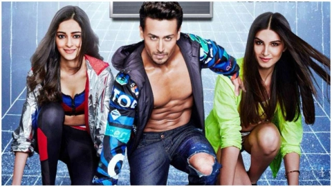 Tara Sutaria in new poster of 'Student of the Year 2'