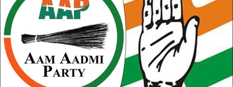 Congress-AAP continue efforts for alliance as Sanjay Singh meets P C Chacko