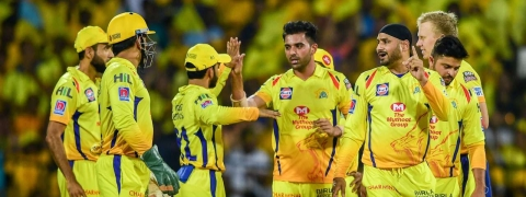 CSK coasts to 7-wicket win over KKR