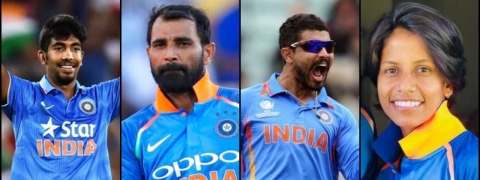 BCCI suggests Shami, Bumrah, Jadeja and Poonam's name for Arjuna award