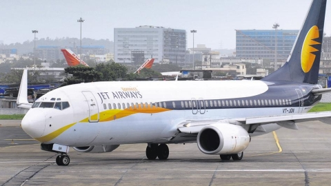 Jet Airways crisis deepens, no flight from Monday