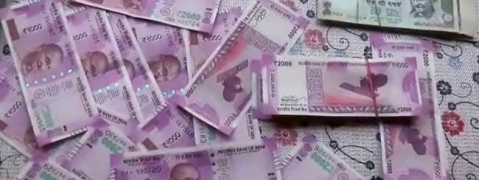 Hawala money racket busted: 3 held, over Rs 70 lakh seized