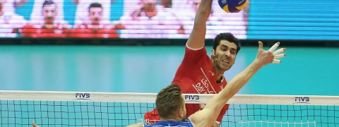 Iran, Italy to open FIVB Volleyball men's Nations League
