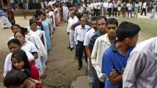 By and large peaceful polling in first phase; Tripura records highest 81.8 pc
