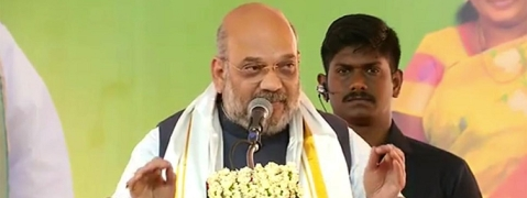 NDA alliance in TN will win more than 30 seats : Amit Shah