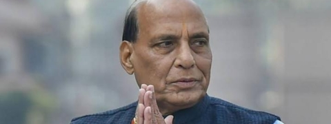 Rajnath to file nomination from Lucknow on Tuesday