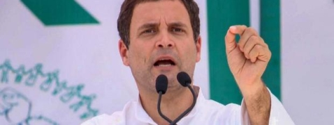 Rahul terms Demonetisation 'disastrous idea'