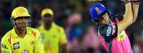 Struggling RR to face rampaging CSK