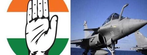 Congress to set-up inquiry on Rafale if comes to power
