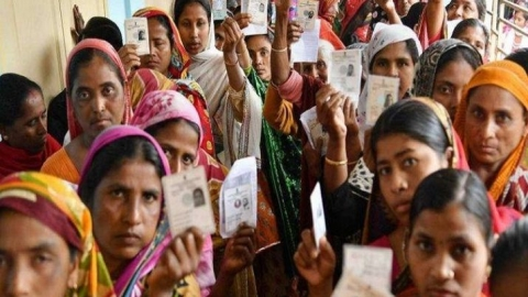11 per cent voting in first two hours in Telangana
