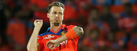 Dale Steyn replaces injured Coulter-Nile for RCB