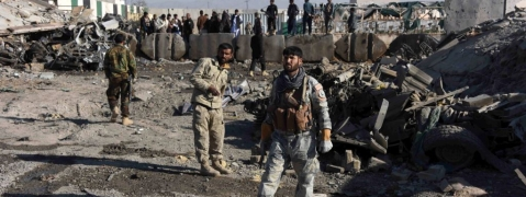 Afghanistan: 4 Taliban militants killed in blast