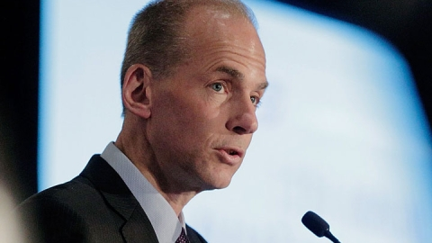 Boeing CEO admits bad data caused accidents;  says 'sorry' for lives lost