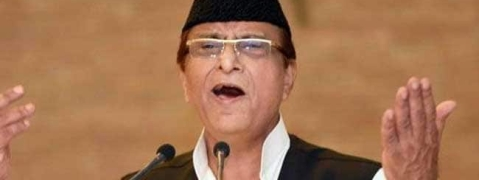 BJP lashes out at Azam Khan for his 'Bajrang Ali' remarks