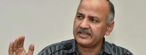 Cong's manifesto is deceit for Delhiites: Sisodia