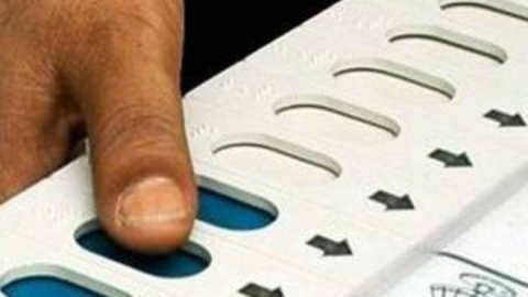 EVM snag delayed polling in Agartala VIP colony