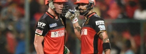 Kohli, de Villiers power RCB to maiden Win