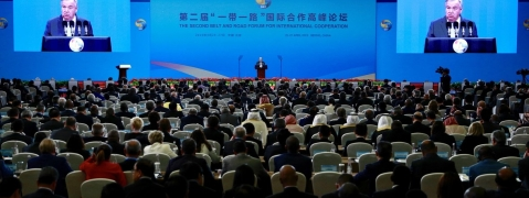 China's Belt and Road forum: UN Chief calls for sustainable development