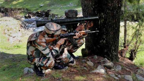 Two terrorists killed in J&K's Shopian encounter