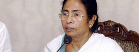 This time the election is for the ouster of BJP from power' : Mamata