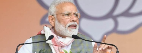 "Modi promises separate Ministry for ""Jal Shakti"""