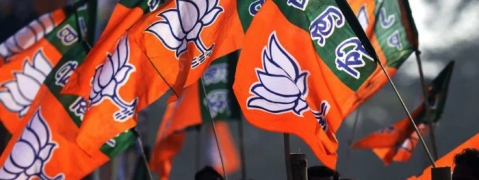 BJP topped in percentage of valid votes polled with 282 winners in 16th Lok Sabha