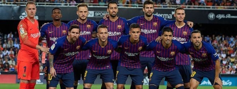 Barca held 0-0 in Huesca after Valverde makes huge changes to starters