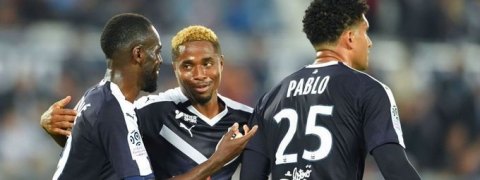 Bordeaux diminish Marseille's European competition hope with 2-0 win