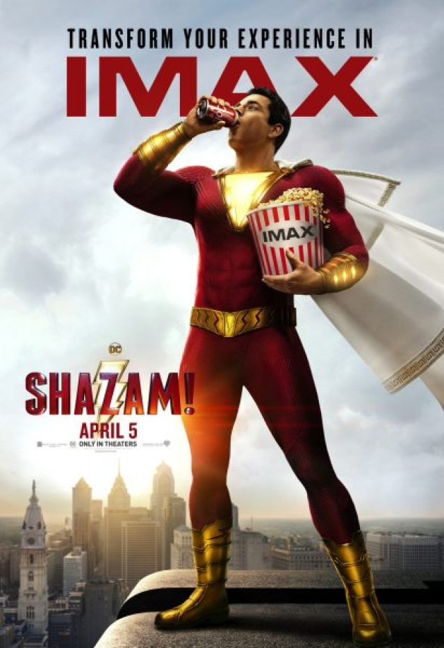 SHAZAM ! : The family film which should be made compulsory text in schools across India