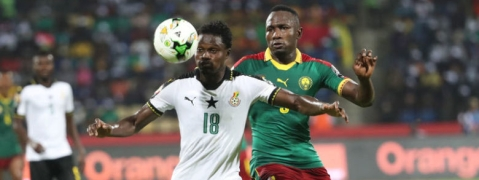 Ghana to face Cameroon, Benin, Guinea Bissau in 2019 AFCON
