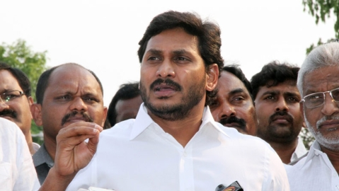 Jagan thanks voters, expects landslide victory