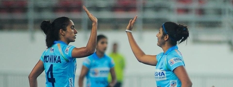 Malaysia Tour: Indian women Hockey hold Malaysia to a 4-4 draw