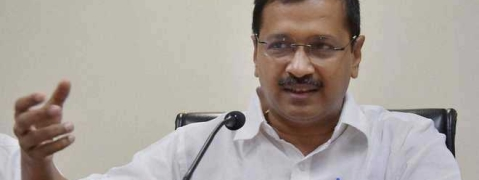 Cong helping BJP by dividing anti-Modi votes in UP, other states: Kejriwal to Rahul