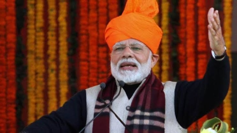 It's 'India first' for me always:Modi