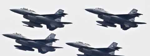 Pak admits using F-16s at Balakot
