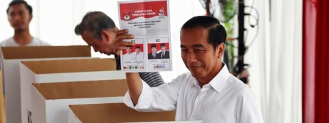 Widodo leading in Indonesia presidential race: Exit Polls