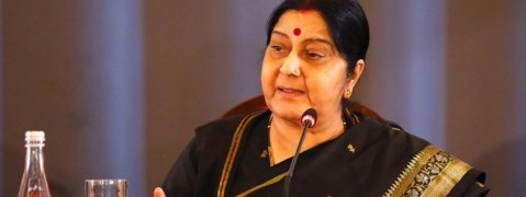 Pakistan was isolated by Islamic nations due to Modi's policies: Sushma