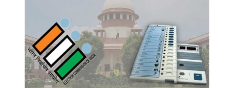 VVPAT case: SC grants opposition time to reply to EC's affidavit