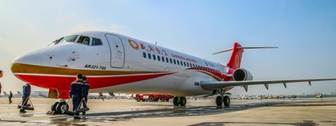 China-developed ARJ21 regional aircraft realizes 10,000 flight hours