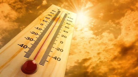 Temperatures on the rise: 10 hottest cities today