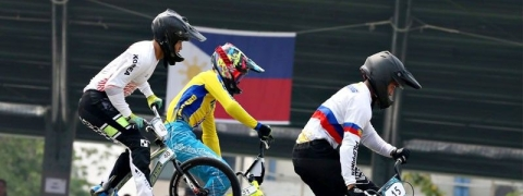 Indonesia hopes to retain crown in Asian BMX Championship