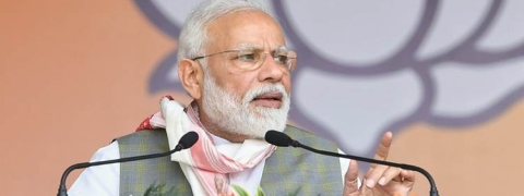 PM questions silence of oppostion on separate PM for J&K