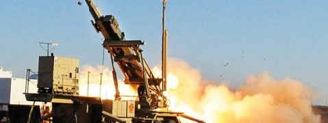 Raytheon gets nine million dollar contract for support for Taiwan's Patriot air defence system