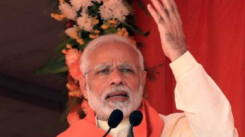 Tripura will be politically replicated in Kerala: Modi