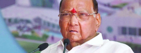 Modi not serious about farmers problems: Sharad Pawar