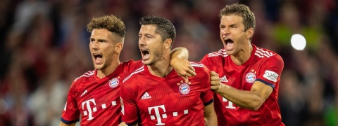 Chinese national team to play Bayern Munich